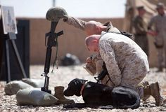 Goodbye, Best Friend by United States Marine Corps Official Page, via Flickr