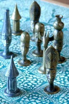 A chessboard that we made for a client Chess, Bespoke, Board Games, Home Decor, Gingham, Taylormade, Decoration Home, Tabletop Games, Room Decor
