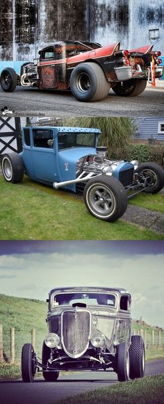awesome hot rods.