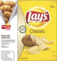 Frito-Lay Announces Gluten-Free Labeling | Triumph Dining