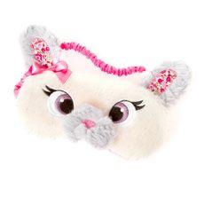 Plush Bunny Sleep Mask