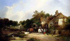 Shayer_Sen_William_The_Road_Side_Inn_Somerset.jpg (1000×595)