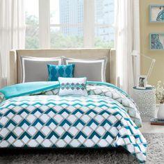 Intelligent Design Danika Ombre Comforter Set  found at @JCPenney