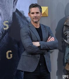 """Cast member Eric Bana attends the premiere of the motion picture fantasy """"King Arthur: Legend of the Sword"""" at TCL Chinese Theatre in the…"""