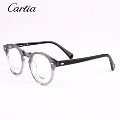 Carfia Brand reading glasses frame for men and women 5105 oculos de grau feminino masculino optical prescription eyewear frame