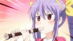 Non Non Biyori flauta Kawaii A Silence Voice, Non Non Biyori, How Ya Doin, Kimi Ni Todoke, Nichijou, Pandora Hearts, Yandere Simulator, Girl Inspiration, Cosplay Costumes