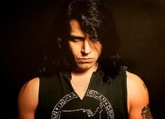 Glenn Danzig 1992. Photo by Kevin Estrada. From the collection of DANZIG - 7th House.