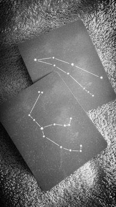 Andromeda and perseus constellation tattoo idea!