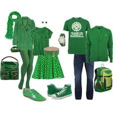 Image result for st patrick day dress up ideas