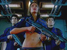T'pol's attempt to commandeer the Enterprise and return control back to Capt. Forrest.