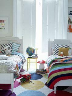Shared Kids Bedroom Ideas