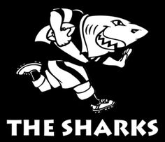 The Sharks are a South African Rugby Union Team competing in the Super Rugby competition, founded on They are based in Durban and centred around the Natal Sharks union, also based in Durban and drawing players from all of KwaZulu-Natal Province. South African Rugby, Rugby Union Teams, Rugby Sport, Shark Logo, Super Rugby, Kwazulu Natal, Africa Travel, Sharks, Drawings