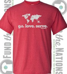 Help fund my trip to Nicaragua this summer! This shirts is only $15! Order on etsy or at youcaring.com/goloveserve