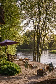 Enjoy boutique luxury at Undercastle Cottage - New Forest. Boutique Retreats, New Forest, Hampshire, Cottage, Patio, Luxury, Interior, Outdoor Decor, Hampshire Pig