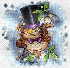 A Gentleman Owl