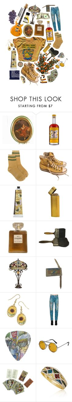 """""""5:30 pm"""" by ivyerich ❤ liked on Polyvore featuring Sipsmith, RED Valentino, Converse, TokyoMilk, Cartier, Chanel, Carlos by Carlos Santana, Serena d'Italia, Calvin Klein Jeans and Spitfire"""