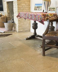 Buy Limestone Flags products from our Flagstone Tiles range at Indigenous. Furniture, Flagstone Flooring, Stately Home, Underfloor Heating, Home Decor, Limestone Flooring, Flooring, Indoor, Flagstone
