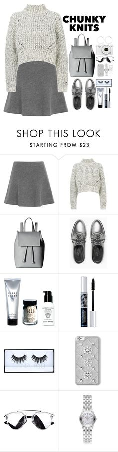 """""""Schools"""" by berrylu ❤ liked on Polyvore featuring Isabel Marant, French Connection, Max&Co., Bobbi Brown Cosmetics, Christian Dior, Huda Beauty, MICHAEL Michael Kors, Gucci, Nikon and Belk Silverworks"""