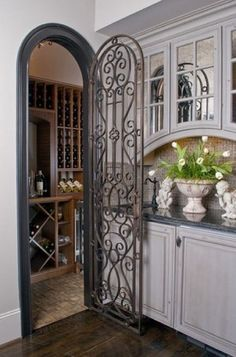 Wine Cellar Wine Closet Design, Pictures, Remodel, Decor and Ideas - page 17