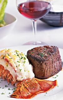 Amazing steak and lobster special from Fleming's Steakhouse. Also, find out how you can win a $25 Fleming's gift card!