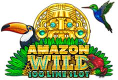 Amazon Wild - http://freecasinogames.directory/amazon-wild/