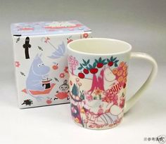 Moomin Mug Four Seasons set Yamaka Japan Finland Moomintroll Coffee Tea Cup Moomin Mugs, Four Seasons, Tea Cup, Finland, Japan, Coffee, Tableware, Ebay, Kaffee