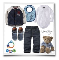 """""""Tumbler"""" by queenvirgo on Polyvore featuring Lexington, L.L.Bean, Disney and Carter's"""