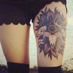 Tattoos Find out more about #Aries: www.theAstrologer.com/Aries