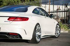 Mercedes AMG Coupe on Forgiato Fondare Wheels Mercedes Sport, Mercedes Benz Coupe, Mercedes Models, Merc Benz, Benz S, Supercars, Truck Accesories, Rims For Cars, Cabriolet