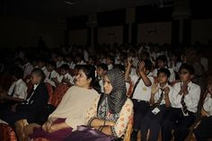 2nd International Children's Film Festival Jamshoro 2016  Day 2 - Over 900 students attended today  As part of our outreach tour The Little Art in collaboration with institute of Sindhology Sindh University organized 2nd International Children's Film Festival in Jamshoro Interior Sindh.  For more details visit  Www.thelittleart.org  http://ift.tt/1m5aI0Z  #TLAORG #visualculture #film #festival #sindh #children #youth #learning #childrencinema #Pakistan