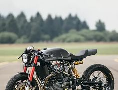 YOU ASKED, WE DELIVEREDBlacktrack was a vision that became a reality with the production of our first bike, Blacktrack – was a result of a pure strea Cx500 Cafe, Honda Cx500, Cx 500, Custom Motorcycles, Bike, Pure Products, Bicycle, Bicycles, Custom Bikes