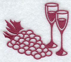 Machine Embroidery Designs at Embroidery Library! - Color Change - X9005
