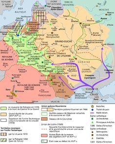 POLAND [1370 - 1569] .jpg (546×679)