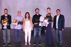 El Yazısı filmi yönetmeni Ali Vatansever ve başrol oyuncuları Wilma Elles, Baran Akbulut, Salih Kalyon haftamızdaydı..