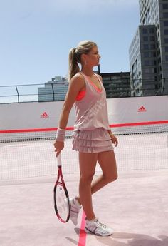 Look out for the Spring/Summer 2006 collection as Adidas continue to drive innovation with Stella McCartney, changing the face of ladies' fashion in sport