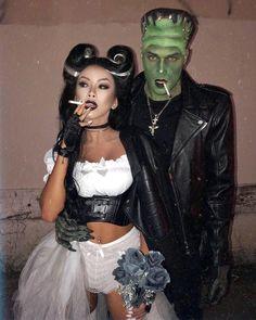 Hallowen costumes Frankenstein & his Bride 👰🏻🧟♂️ . hallowen costumes , Frankenstein & his Bride 👰🏻🧟♂️ . Frankenstein & his Bride 👰🏻🧟♂️ . Scary Couples Halloween Costumes, Cute Couples Costumes, Costumes For Women, Woman Costumes, Pirate Costumes, Group Costumes, Princess Halloween Costumes, Brown Hair Halloween Costumes, Adult Costumes