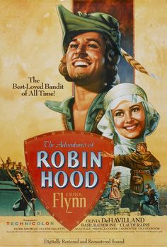 The Adventures of Robin Hood - Michael Curtiz et William Keighley, 1938