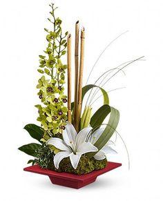Flower Arrangement  Secret Oasis