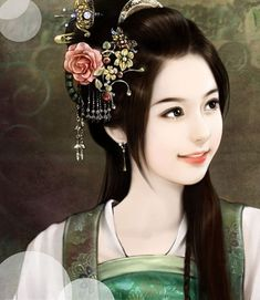chinese Ancient beauty