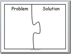 Problem and solution puzzle pieces! Techniques for children ...