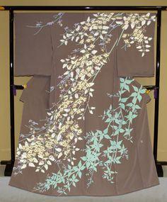 Kaga-Yuzen Kimono Shin Sugiura