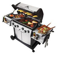 Broil King Sovereign Series brings luxury grilling at a median price.