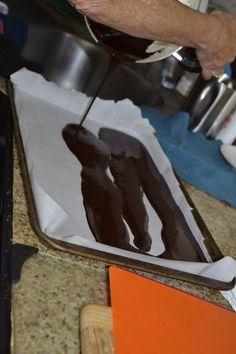 Diy chocolate chips