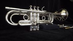 Beautiful Stomvi VR-II C and Bb Trumpets. Amazing instruments to be sure. https://www.facebook.com/pages/Stomvi-USA/106129483617?fref=ts  http://www.youtube.com/user/stomviusavideo  http://stomvi-usa.com/