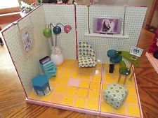 Barbie Fashion Fever Room sets