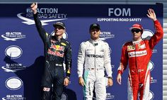 Rosberg qualifies on pole for Belgian Grand Prix