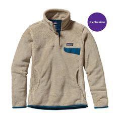 b068fe584bc The Patagonia Women s Re-Tool Snap-T® Pullover is our quintessential fleece  made