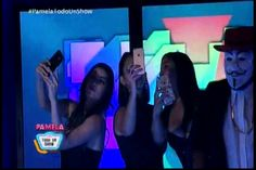 Opening de Pamela Todo un Show por Pamela Sued, Sarodj Bertin y Mariane Cruz