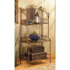 #Baker's #Rack #Kitchen #Cabinet #Storage #Vintage #Metal #Wood #Pantry #Microwave #Stand http://www.ebay.com/itm/Bakers-Rack-Kitchen-Cabinet-Storage-Vintage-Metal-Wood-Pantry-Microwave-Stand-/271913136297
