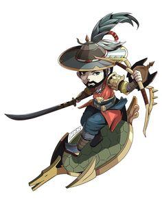 Miya Mobile Legends, Legend Drawing, Cute Girl Illustration, The Legend Of Heroes, Game Logo Design, Mobile Legend Wallpaper, Doraemon, Chibi, Cartoon